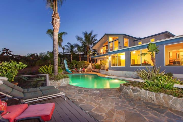 Luxury Resort Home, 5-STAR Special Events - El Cajon - Huis