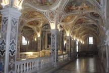 Foto panoramica: Duomo di Salerno