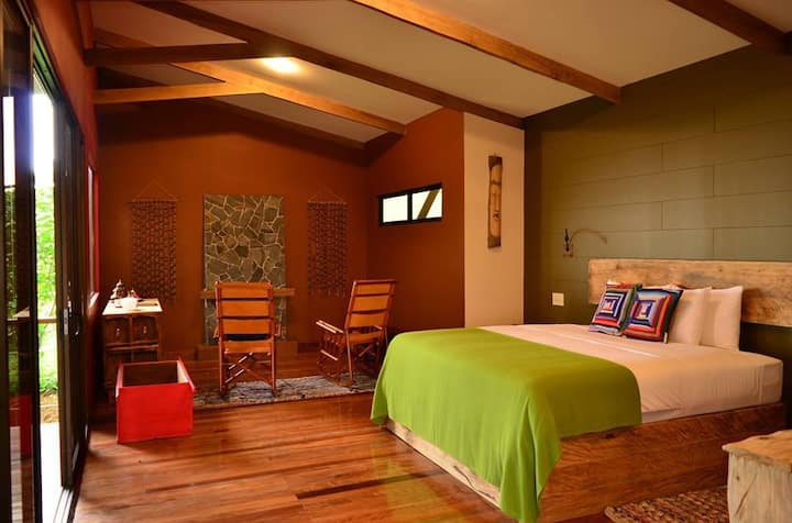 Chayote Lodge Forest View Suite