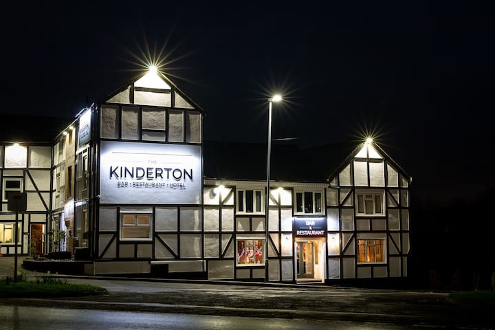 The Kinderton