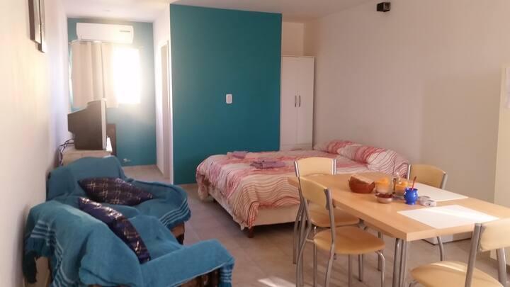 Apartamento AZUL- Vacaciones en Las Grutas