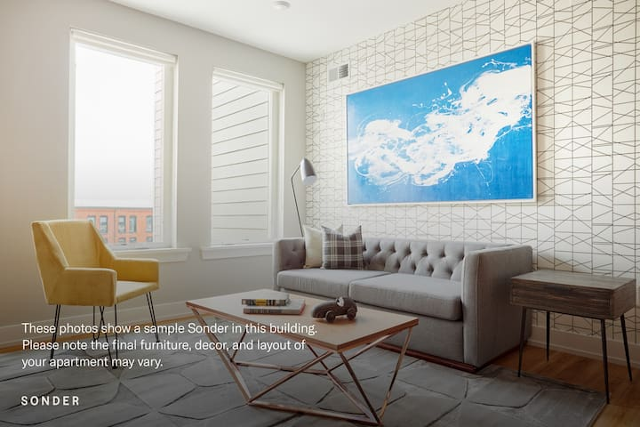 Sonder | Frankford Flats | Charming 2BR + Rooftop