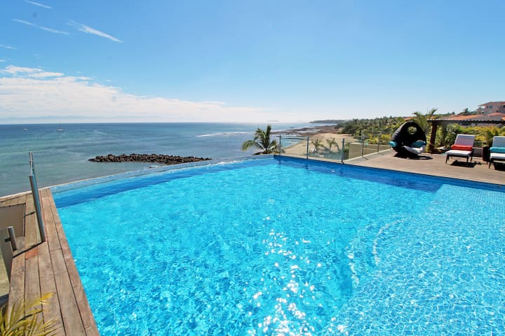 Beautiful Punta Mita Luxury Beachfront Condo