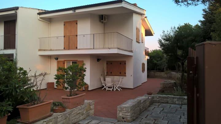 Charming Villa close to Matera and Bari