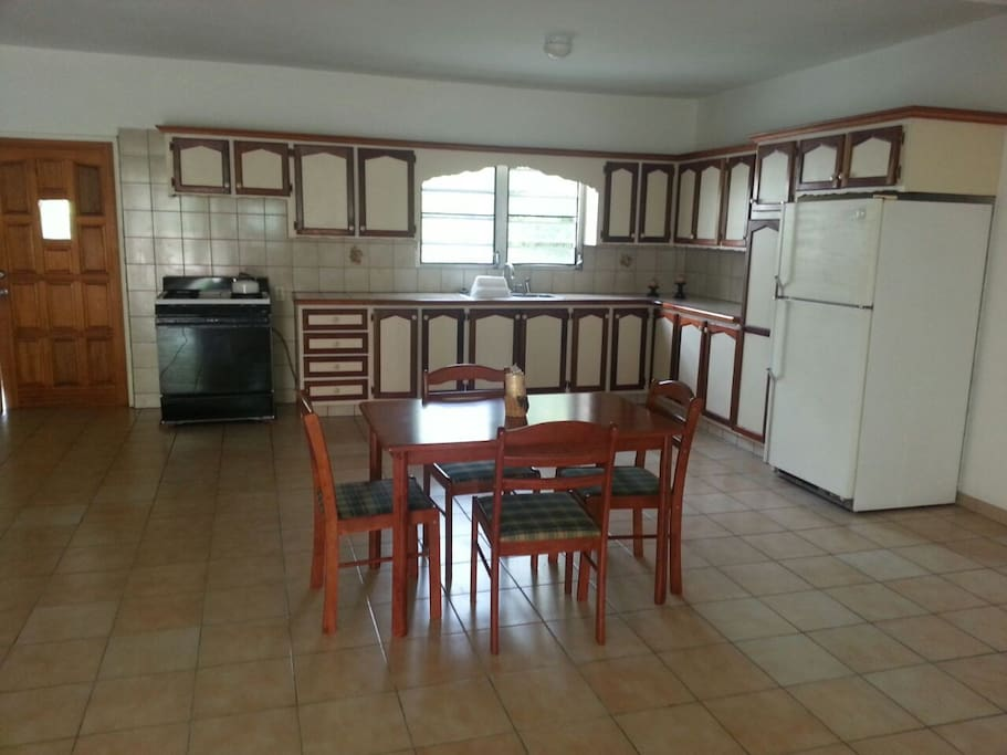Dining Room /Kitchen