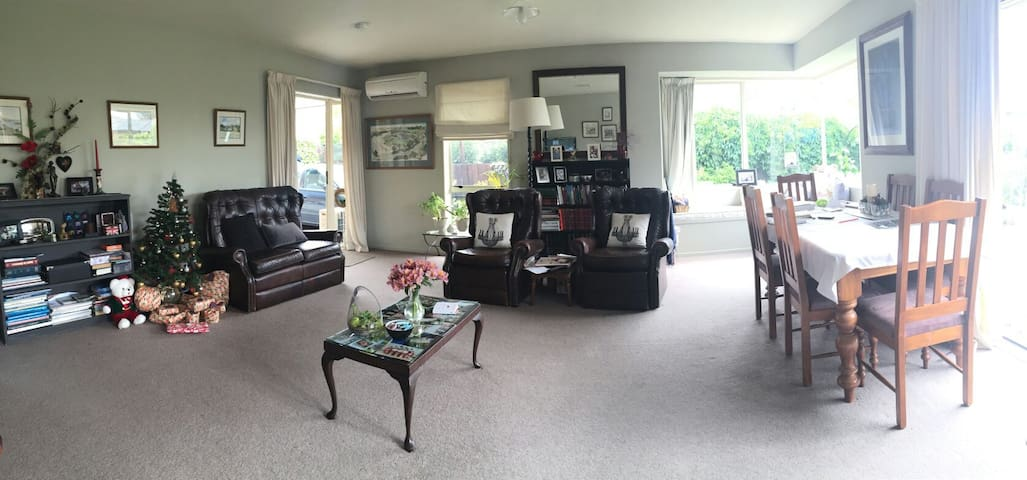 Charming, Quiet Townhouse! - Rangiora - Rekkehus
