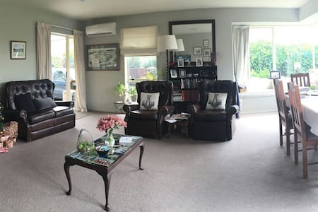 Charming, Quiet Townhouse! - Rangiora - Reihenhaus