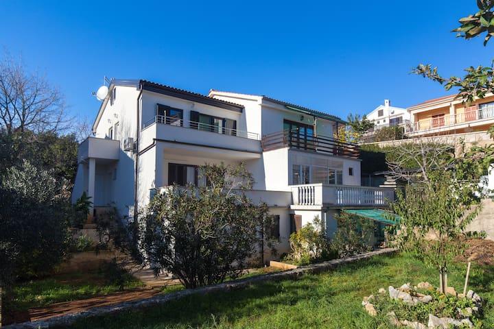 Apartment Karen yellow - Krk - Wohnung