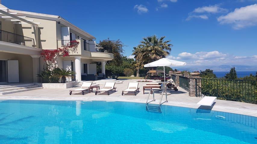 """""""NEW"""" Villa Adelphi - Gastouri, Corfu, Greece"""
