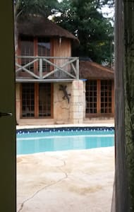 Family Loft Apartment tranquil outdoor experience - Roodepoort - Διαμέρισμα