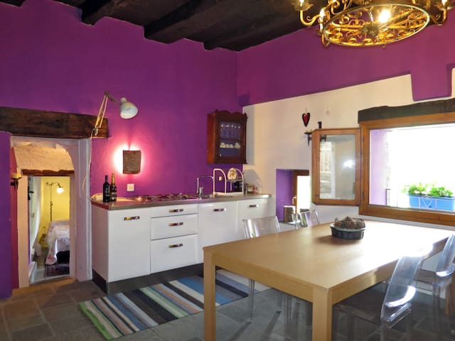Holiday Apartment Castello for 4 persons in Valsolda