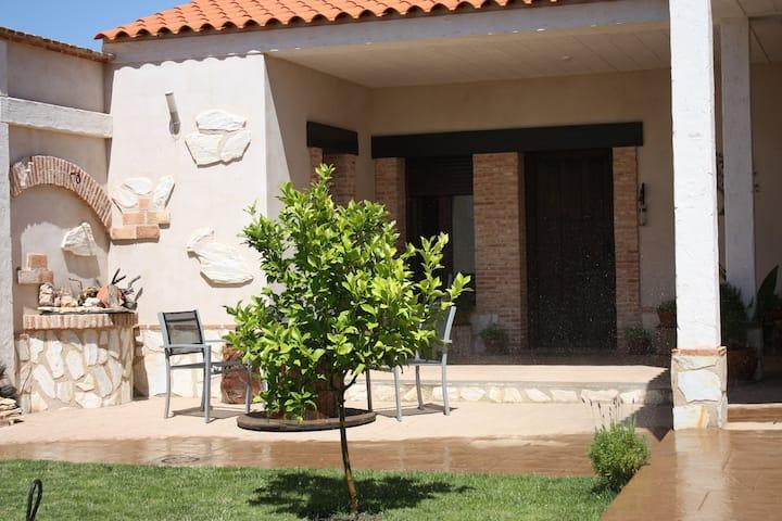Habitación Doble/Baño Privado/Junto P.N.Cabañeros