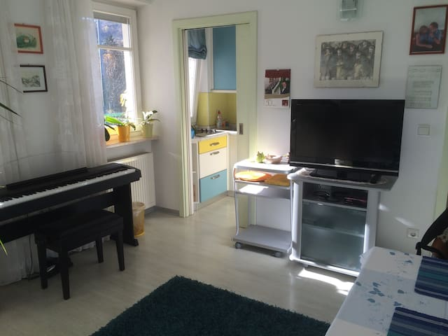 Gemütliche, sonnige 2-Zimmerwohnung - Brixen - Pis