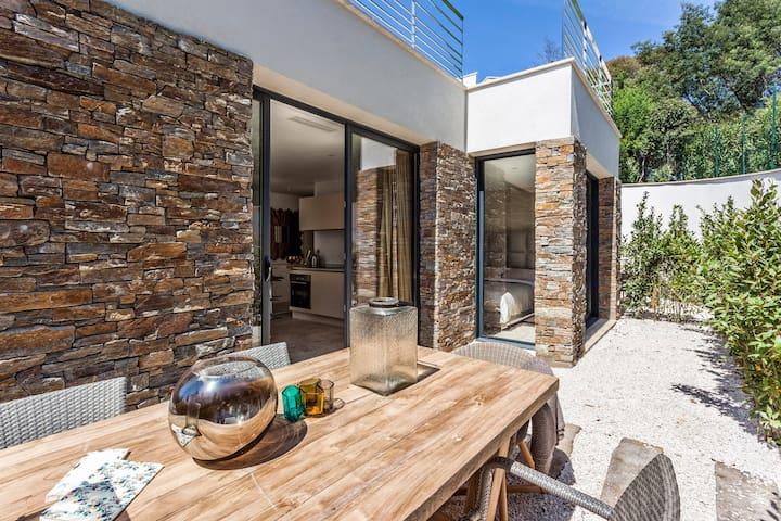 Apartment Colibri Beige - La Croix-Valmer - 아파트(콘도미니엄)