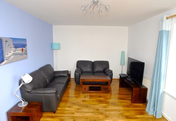 2 Bedroom modern apartment near city centre - Glasgow - Apartamento