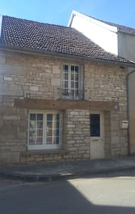 Maison Village T3 en Bourgogne - Cry - Huis