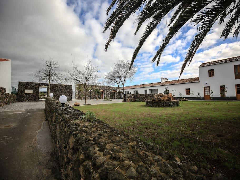 Quinta das Giestas-entrada