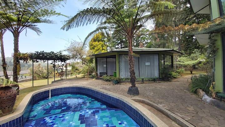 Villa Dua (Lembang & Private property 3 hektar)