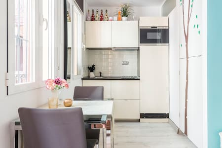 Renovated apartment in Downtown Madrid - Apartment