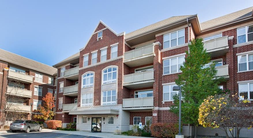 Beautiful Condo Close to Public Transportation - Palatine - Lejlighedskompleks