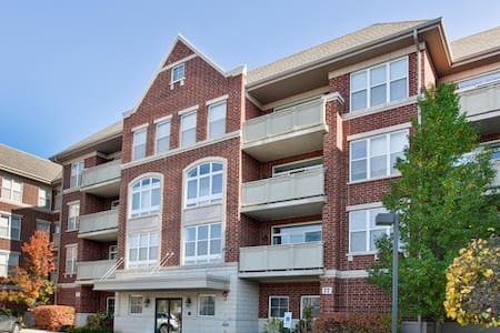 Beautiful Condo Close to Public Transportation - Palatine