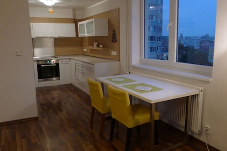 Liberec Eye - Charming Apt in the City center
