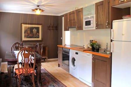 Apartamento con encanto en el Pirineo - Sant Llorenç de Morunys - Huoneisto