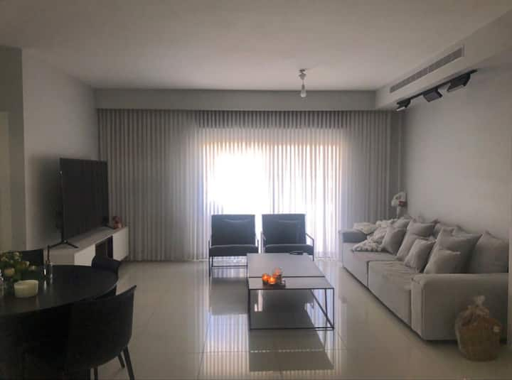 Hanna luxury apartment