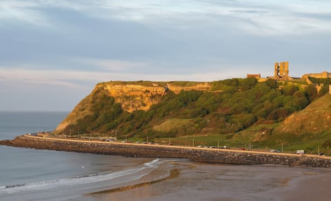 Scarborough North Bay with Stunning Sea Views