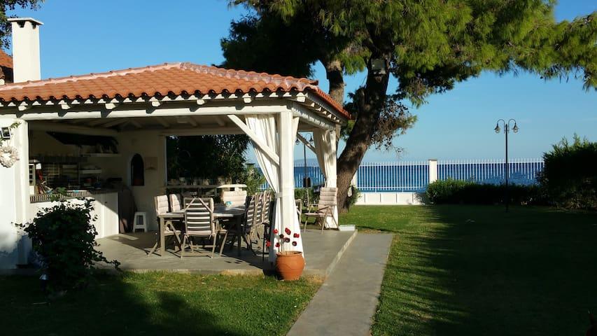 Villa Peleia - Beachfront