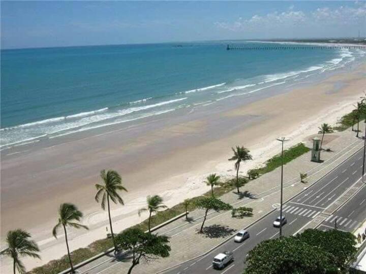Aconchego a Beira Mar!