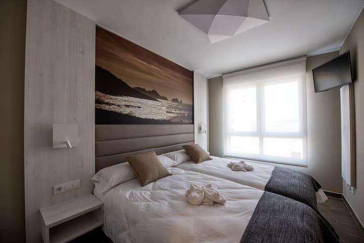 Apartamentos VIDA Mar de Laxe (1 dormitorio)