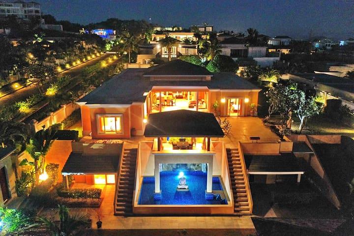 美逸家@半山落日海景豪华别墅 Sunset sea view luxury pool villa