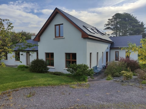 A quiet base and private place for exploring Kerry