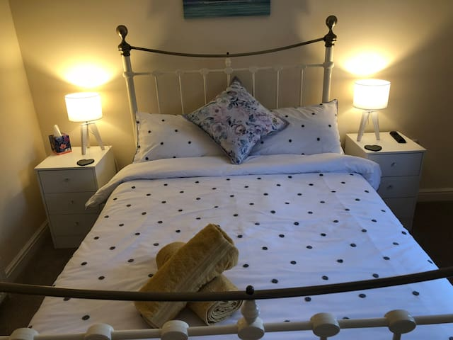 Cosy double room in beautiful Connel, near Oban