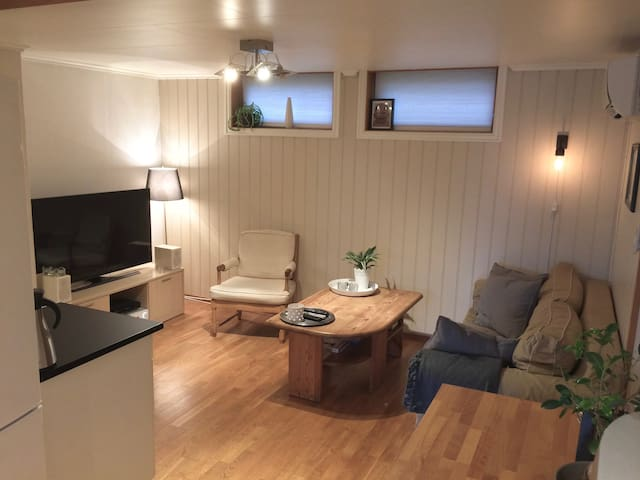 Cosy flat for 4 persons