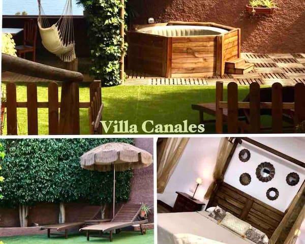 Villa Canales Tenerife