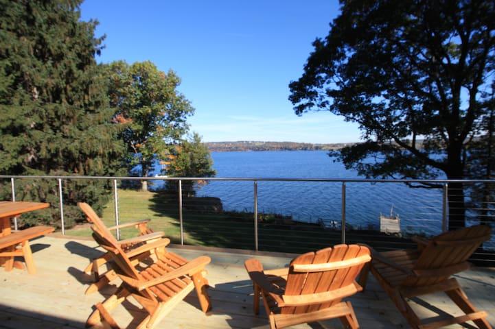 Fabulous Cayuga Lake home in Ithaca, NY