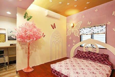 藕愛紫2人房