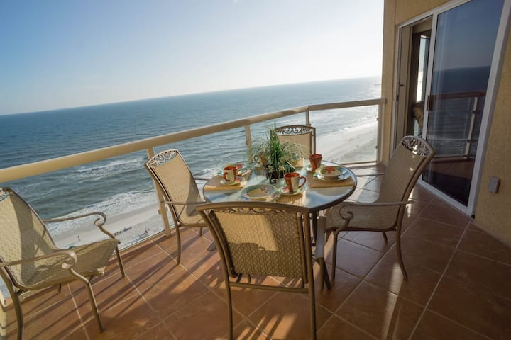 Enjoy Paradise in our EmeraldIsle Unit 1502 Condo