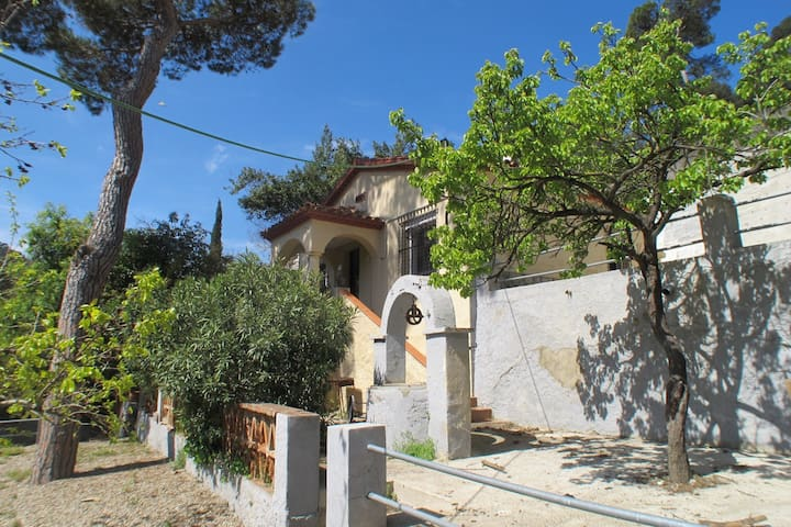 House in the nature next to Barcelona - Barcelona - Bed & Breakfast