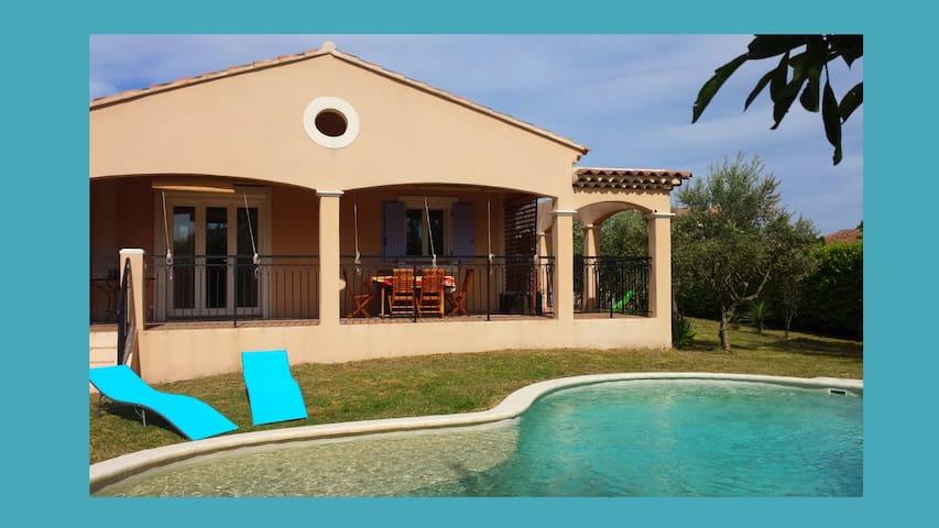 Nice villa near Avignon