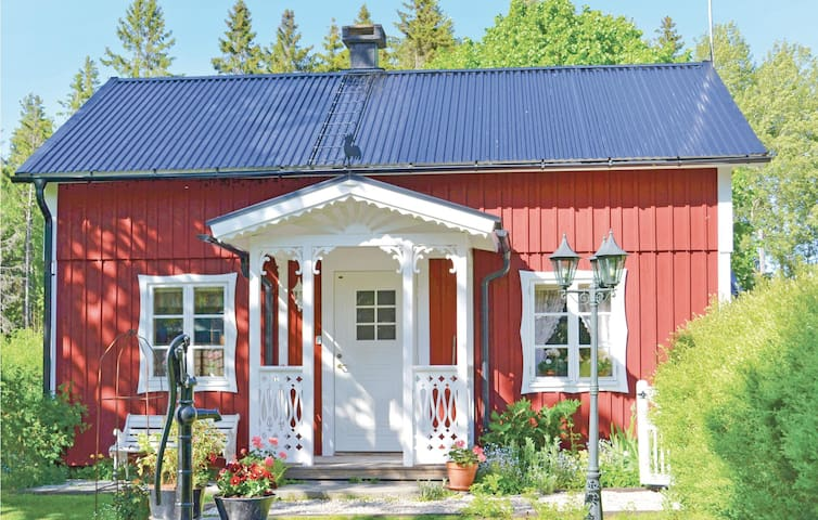 Holiday cottage with 2 bedrooms on 73m² in Åsensbruk