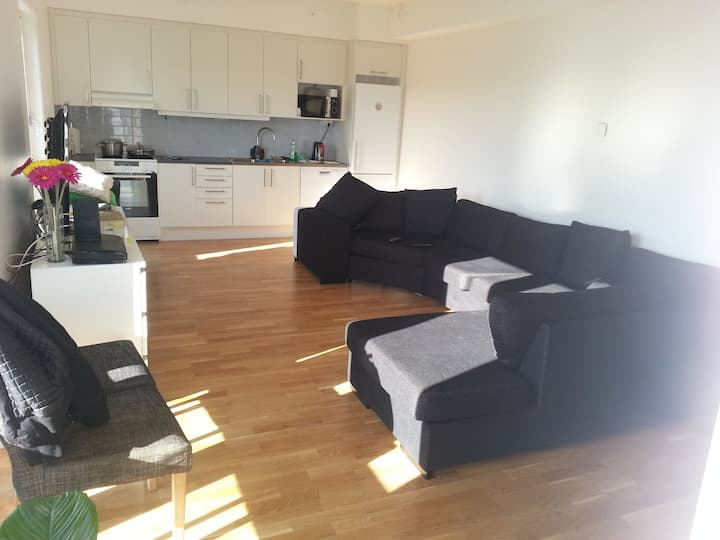 Complete apartment in beautiful Nacka Strand