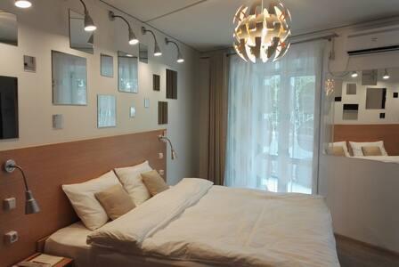 Inn Asti - Малый отель Асти - Центр Хабаровск - Bed & Breakfast