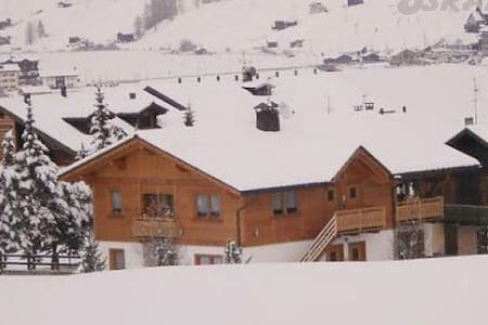 Cuna Apartment - Livigno