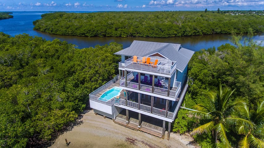 Private Florida Island Rental - Crescent Island - Sanibel - Island
