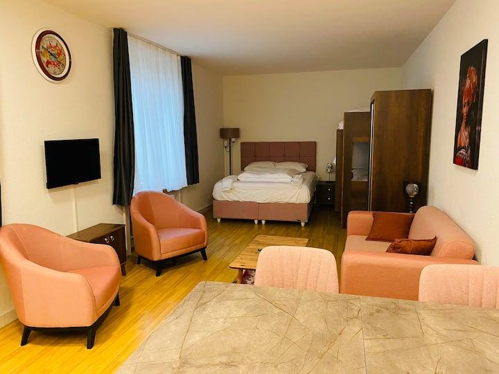 Standard Vierbettzimmer