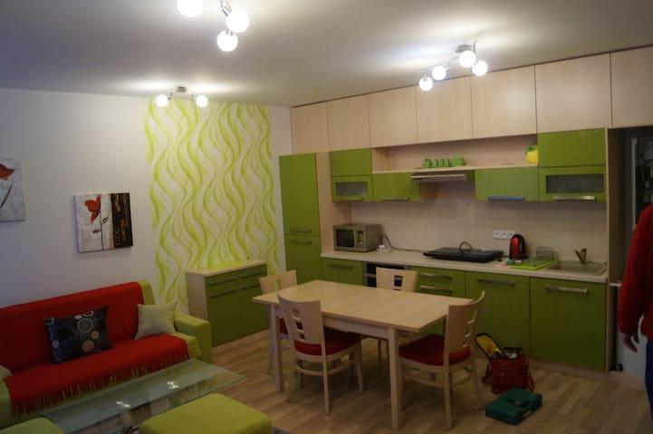 Apartmán Klínovec