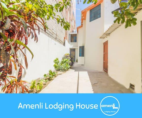 Departamento completo  - Amenli Lodging House